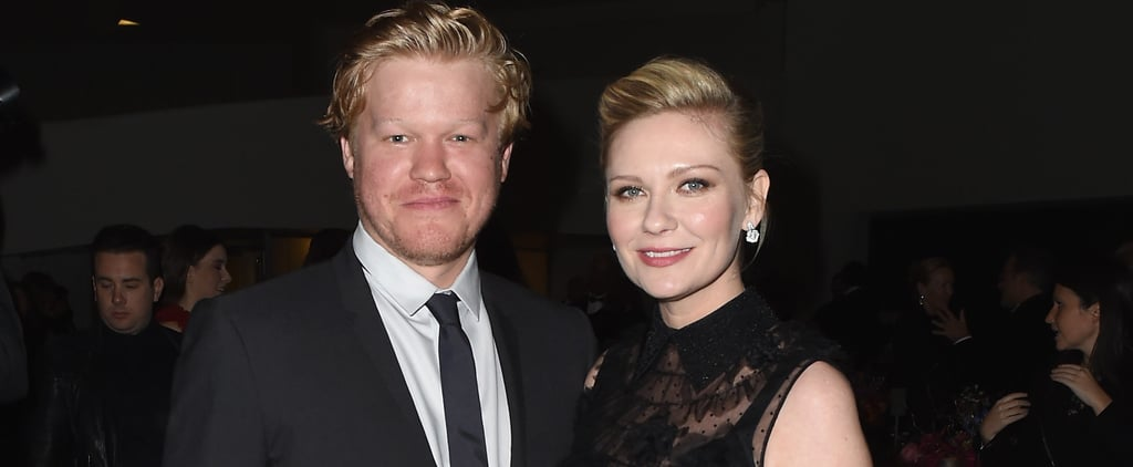 Kirsten Dunst and Jesse Plemons Welcome First Child