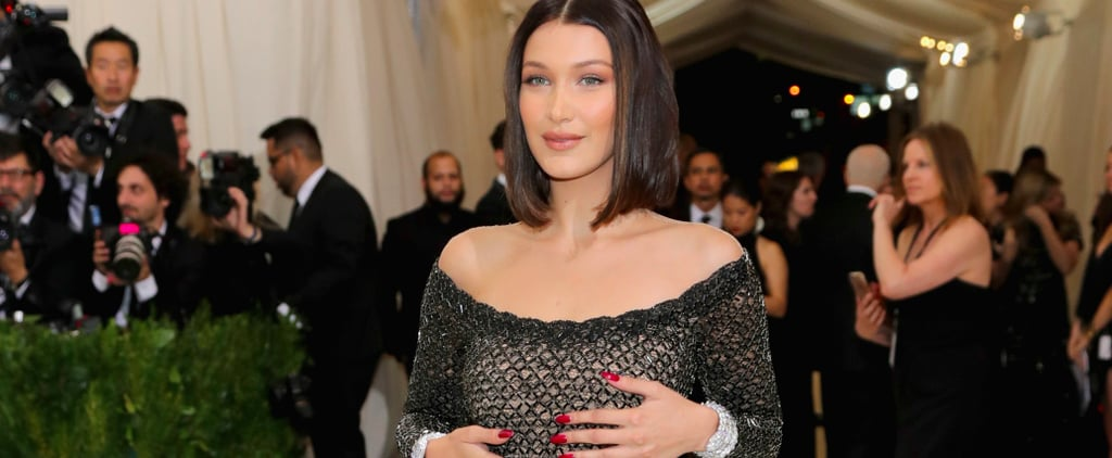 At the Met Gala, Bella Hadid Shows Us Once Again How to Be Unbothered by an Ex