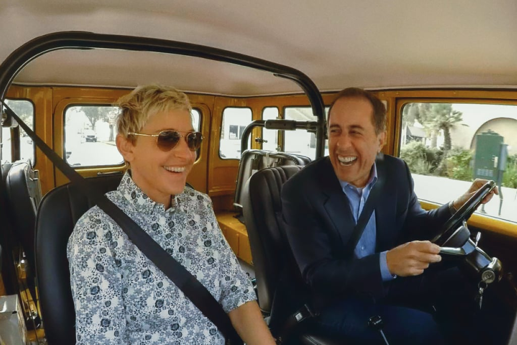 Comedians Getting Coffee in Cars: Freshly Brewed