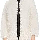 043d8dda81 The Kooples Lace Up Merino-Knit Sweater ( 325)