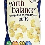 Earth Balance Aged White Cheddar Flavor Puffs