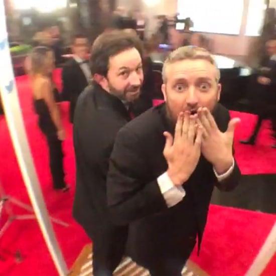 Funny Vine Videos From 2014 Brownlow Medal Red Carpet