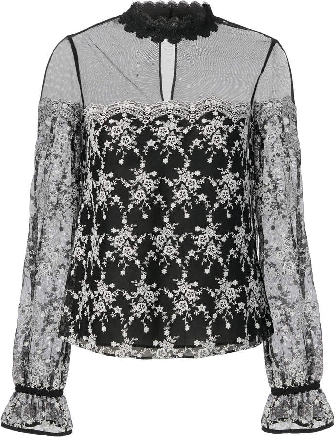Amira Embroidered Blouse