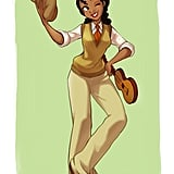 Cross-Dressing Tiana
