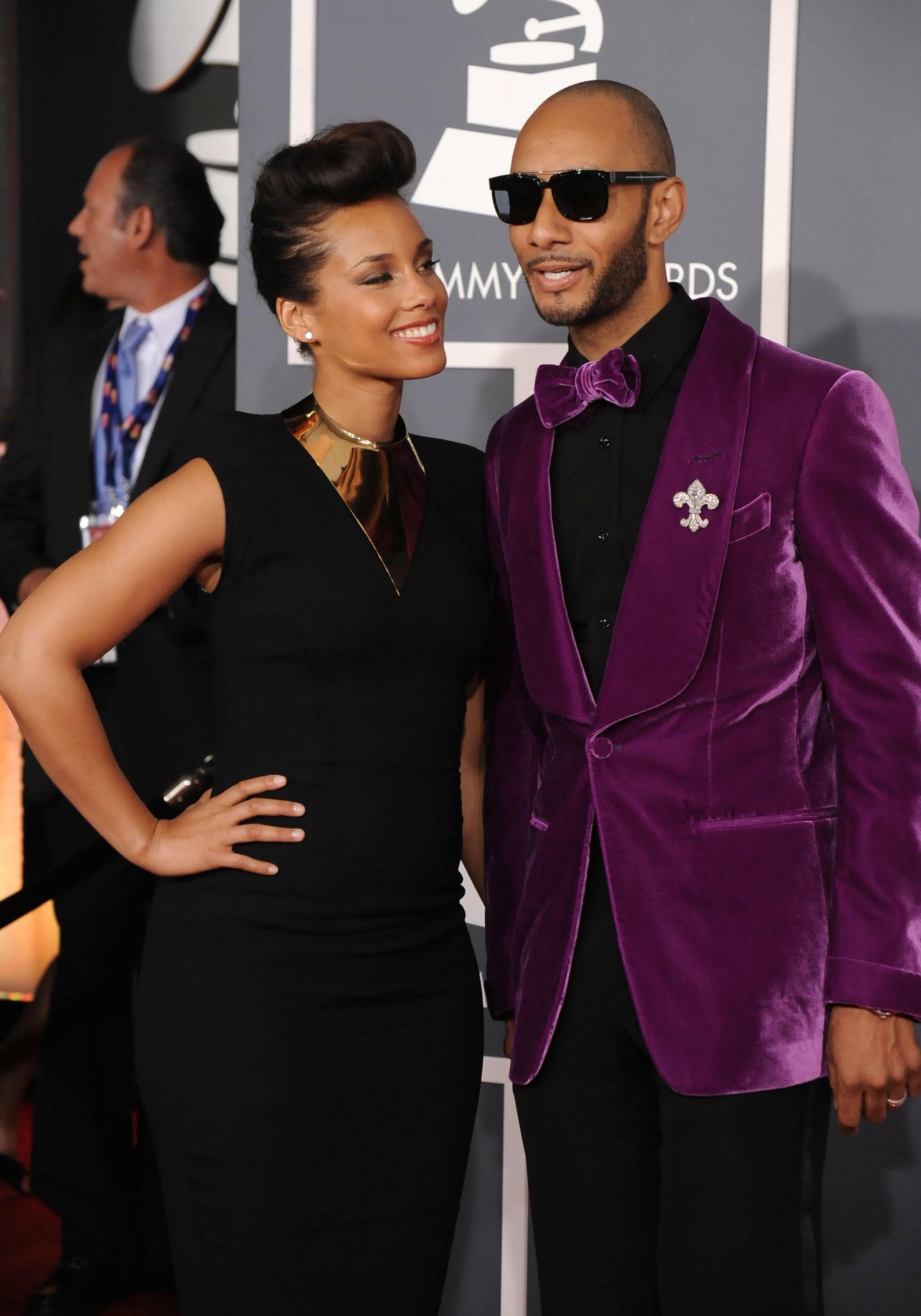 Image result for Alicia Keys and Swizz Beatz Secret wedding