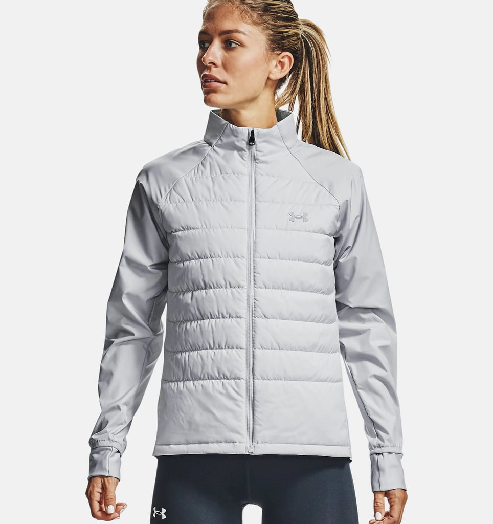 UA Run Insulate Hybrid Jacket