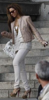 Celeb Style: Beyonce