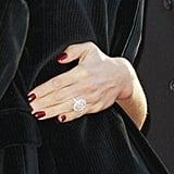 وقد كلّف هذا الخاتم ديفيد، بحسب التقارير، مبلغ 1.1$ مليون دولار أمريكيّ.