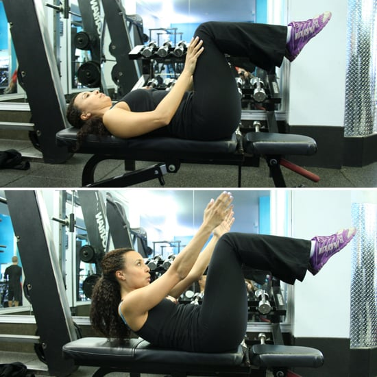 Todays Challenges For Crucial Aspects Of Weightlifting: Ab Exercises On A Weight Bench