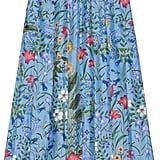 Gucci New Flora Skirt