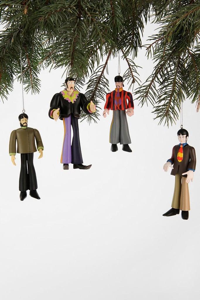 Beatles Figurine Ornaments ($26)
