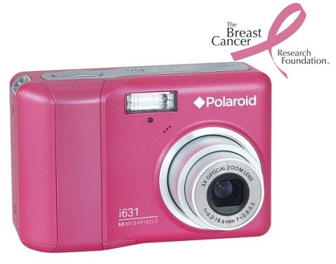 Awareness breast camera cancer digital pink