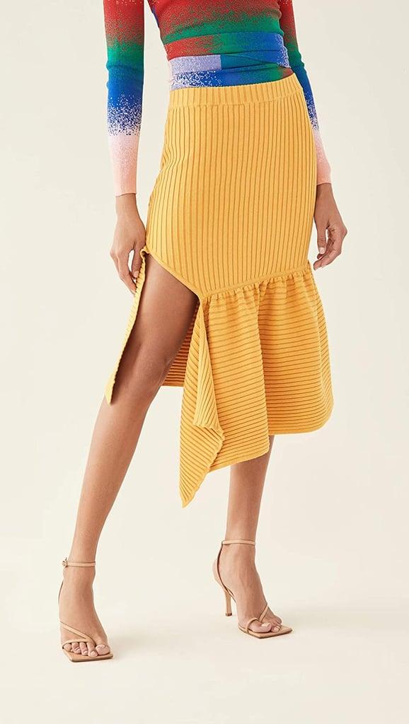 For a Tasteful Slit: Amur Isolde Skirt