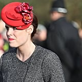 Princess Eugenie, Christmas Day 2016