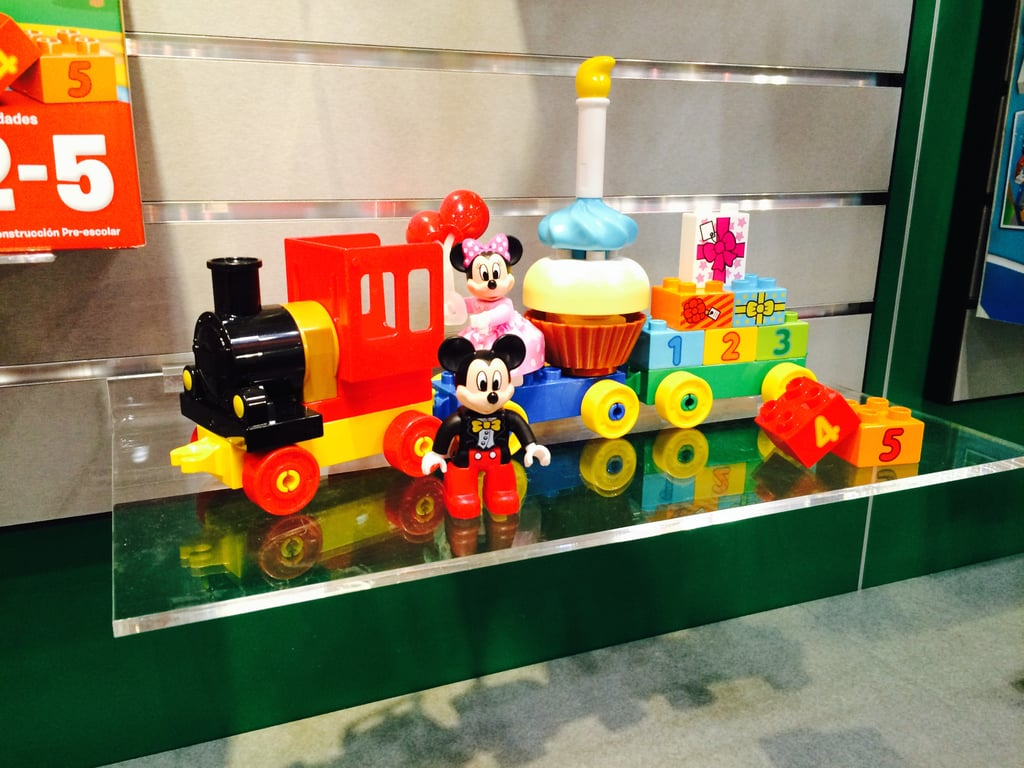 Lego Duplo Mickey and Minnie Party