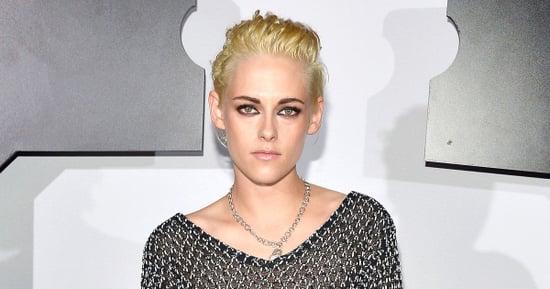 Kristen Stewart Goes Even Blonder and Shorter for Fall 2016