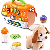 For 1-Year-Olds: VTech Care for Me Learning Carrier Toy