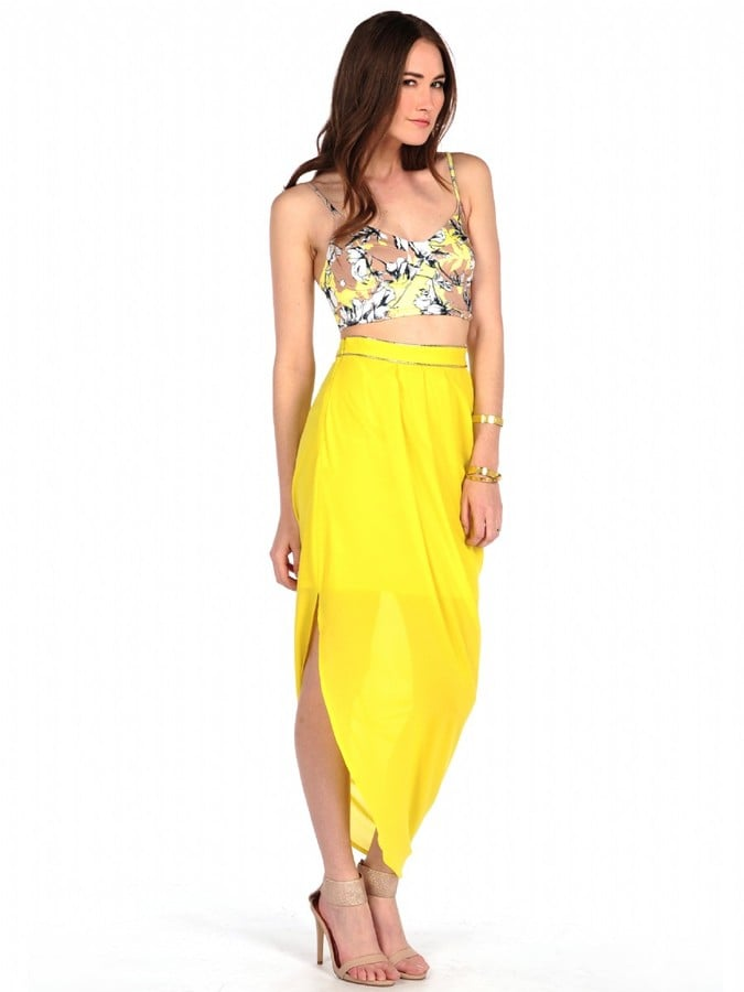 Lumiere Collections Draped Skirt