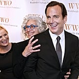 Jane Aronson made Amy Poehler and Will Arnett laugh out loud.