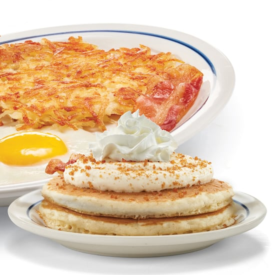 IHOP Is Now Offering Crème Brûlée Pancakes