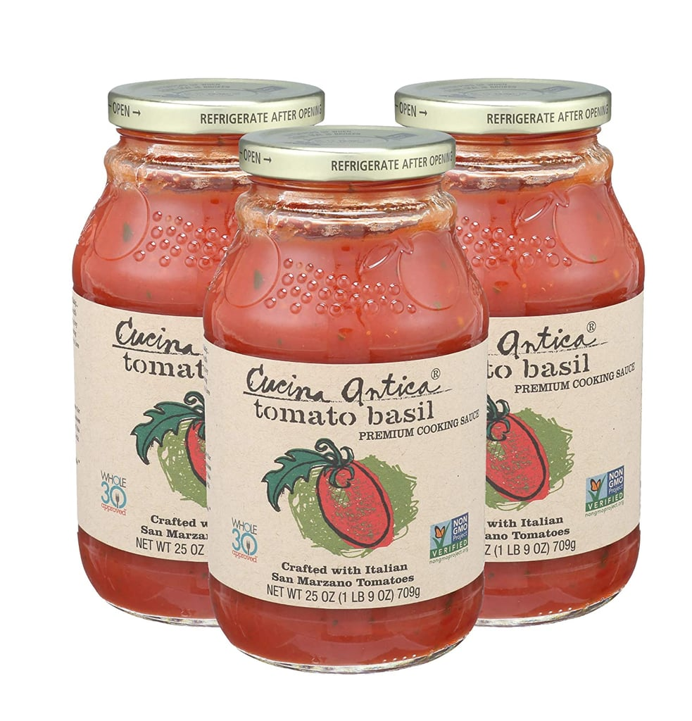 This Fancy Sauce — Made With Imported Italian Tomatoes
