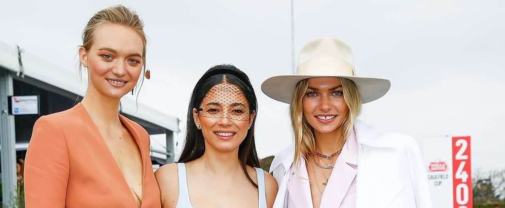 Celebrity Spring Racing Outfits 2018