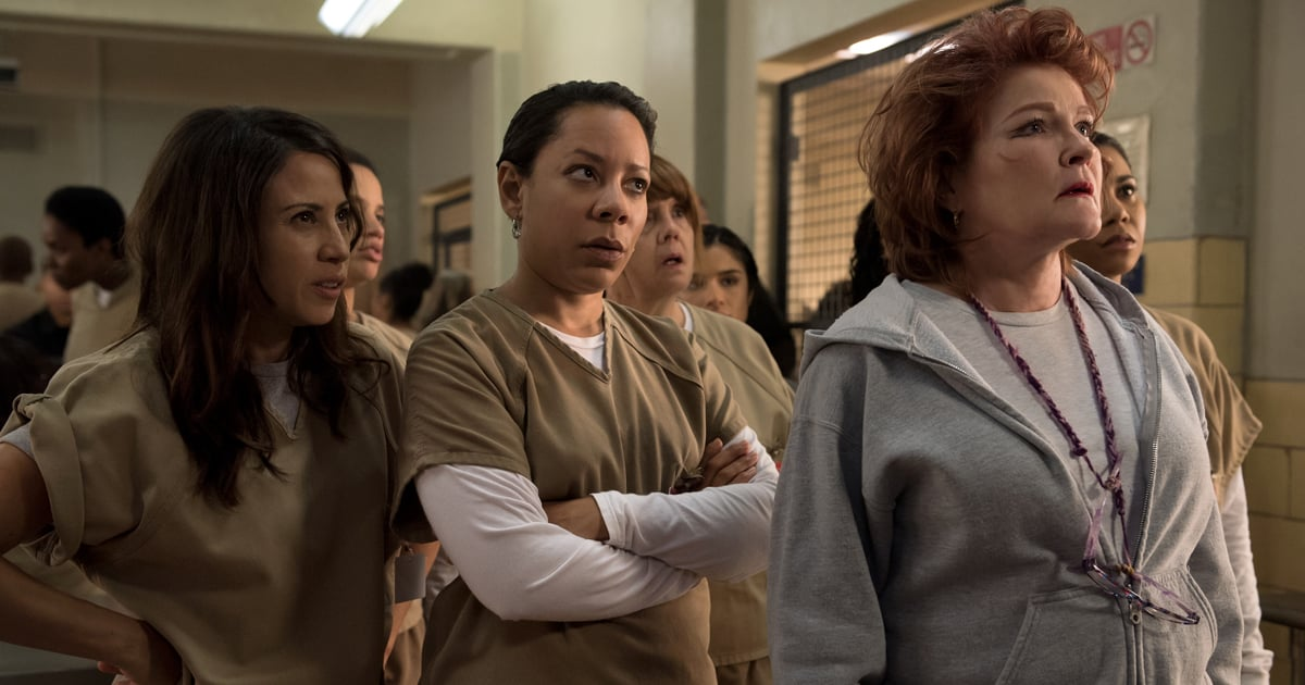 Which orange is the new black character are you popsugar celebrity