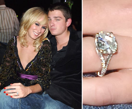 Kimberly Stewart | Celebrity Engagement Ring Pictures | POPSUGAR ...