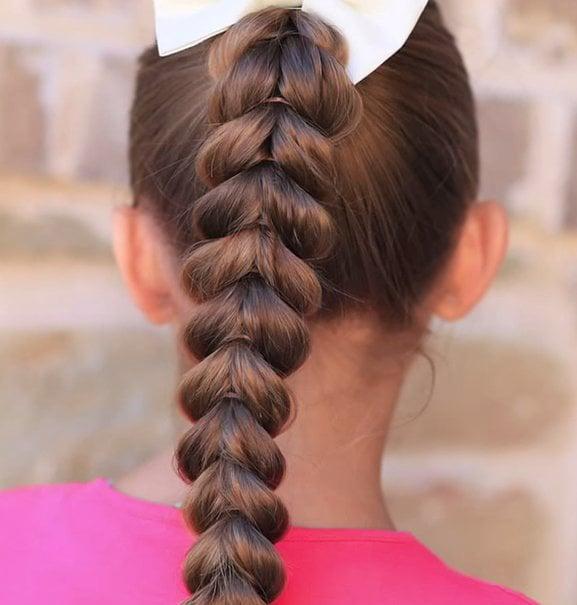 Cool Braids For Girls | POPSUGAR Moms