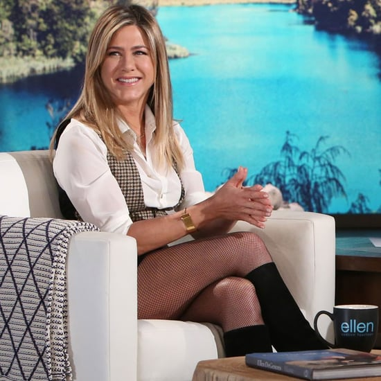 Jennifer Aniston's Thanksgiving Surprise From Justin Theroux