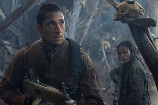 Movie Review of Predators Starring Adrien Brody and Topher Grace