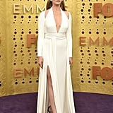 Jodie Comer at the 2019 Emmy Awards