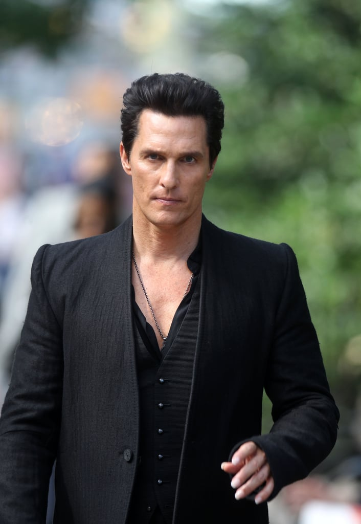 Matthew McConaughey in 'The Dark Tower'