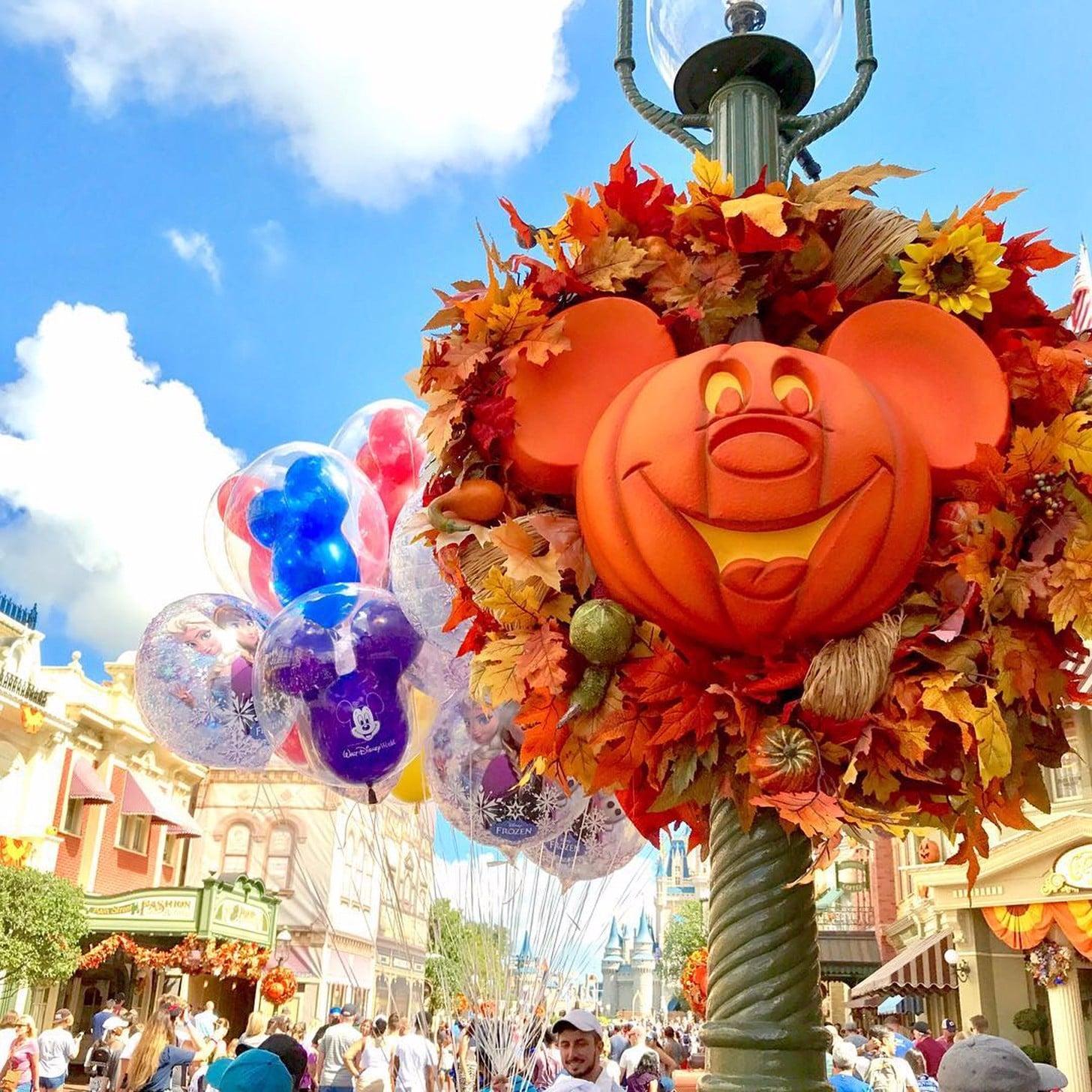 Disney World Halloween 2017 | POPSUGAR Smart Living