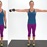 Dumbbell Side Arm Raise
