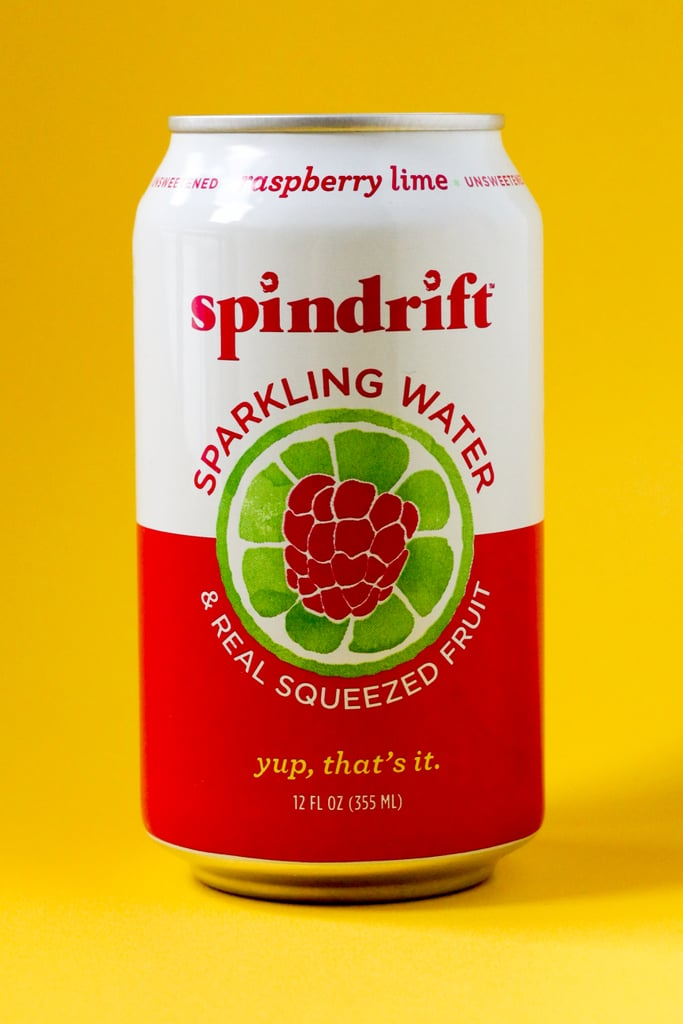 Spindrift Raspberry Lime