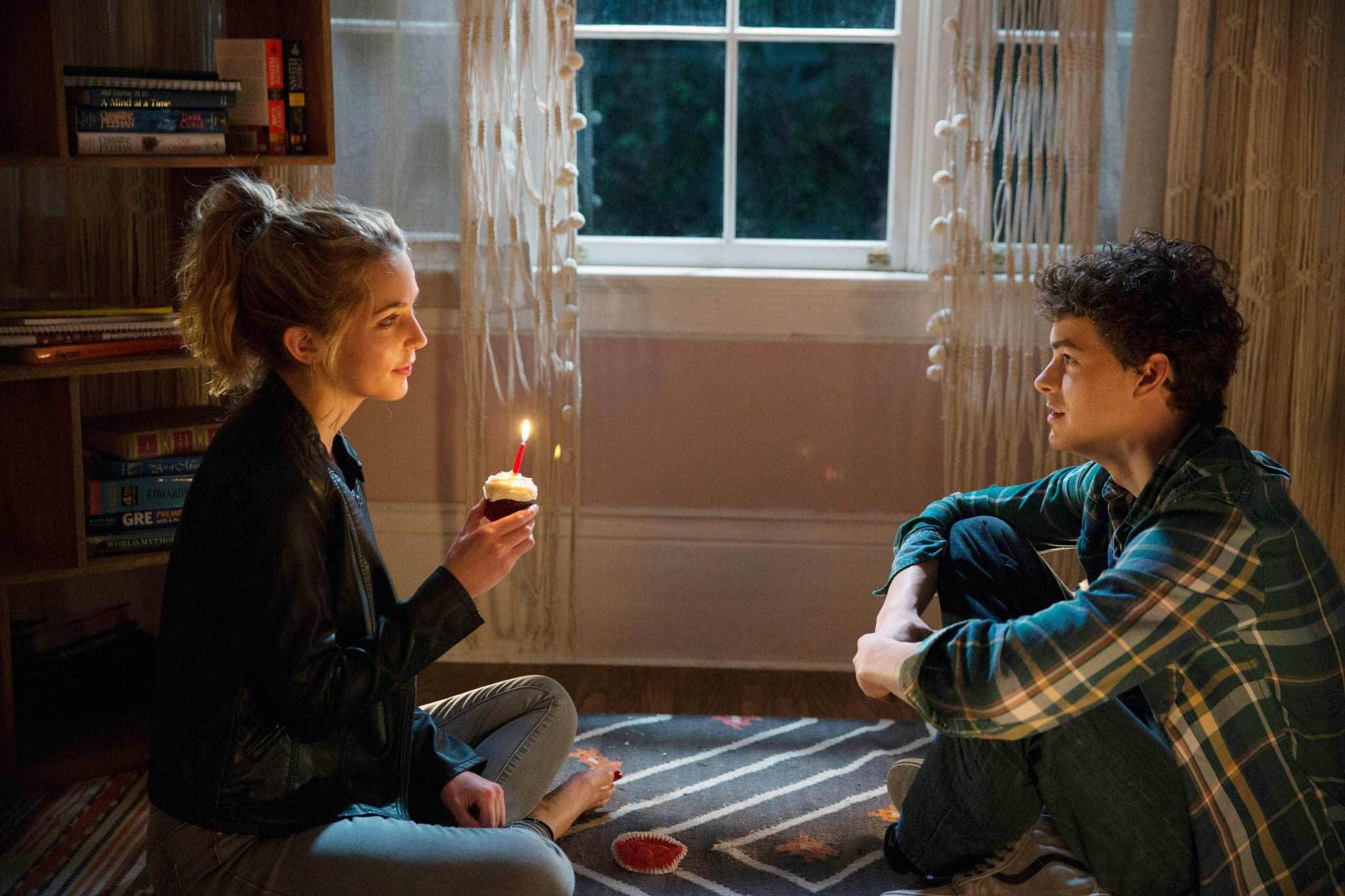 Jessica Rothe and Israel Broussard Discuss Surviving & Dying in 'Happy Death Day'