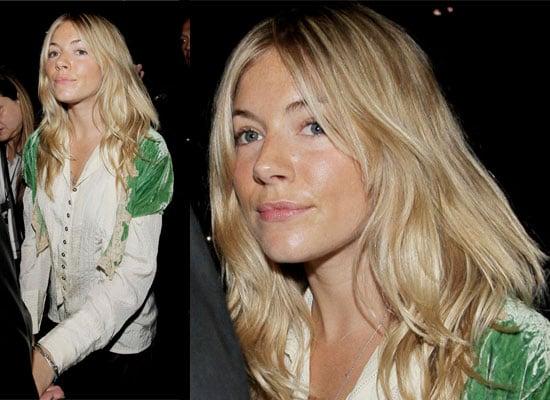 Photos Of Sienna Miller At LAX, New Trailer For GI Joe: The Rise Of The Cobra, Starring Dennis Quaid, Joseph Gordon-Levitt
