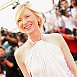 Cate Blanchett Keeps Up Her Award Reign at the SAGs