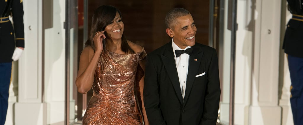 See Barack and Michelle Obama at Their First and Last State Dinners, Side by Side