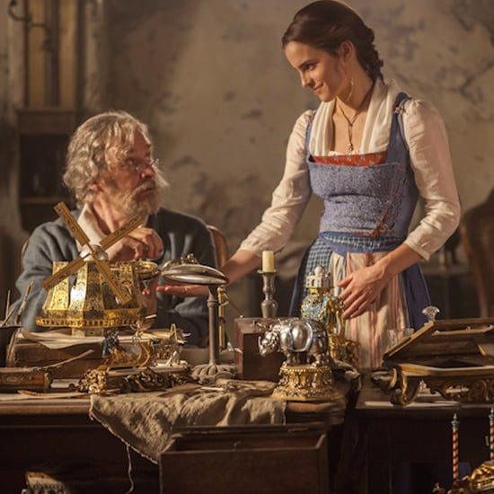 Emma Watson Gives Belle a Job (Video)