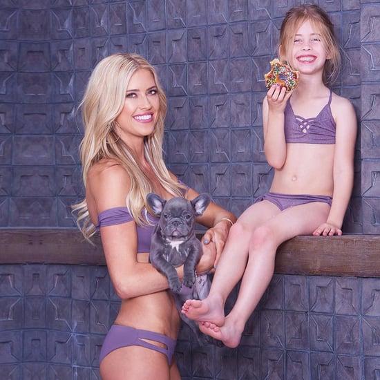 Christina El Moussa Posts Bikini Photo With Daughter