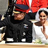 The carriage Harry and Meghan rode in on their wedding day was just one of the sweet ways they honored Harry's late mother, Princess Diana.