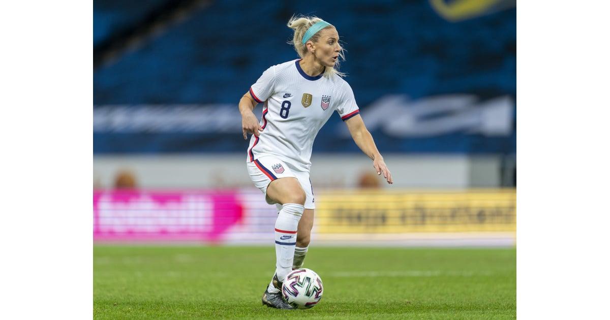 Julie Ertz | Meet the 2021 US Olympic Women's Football ...