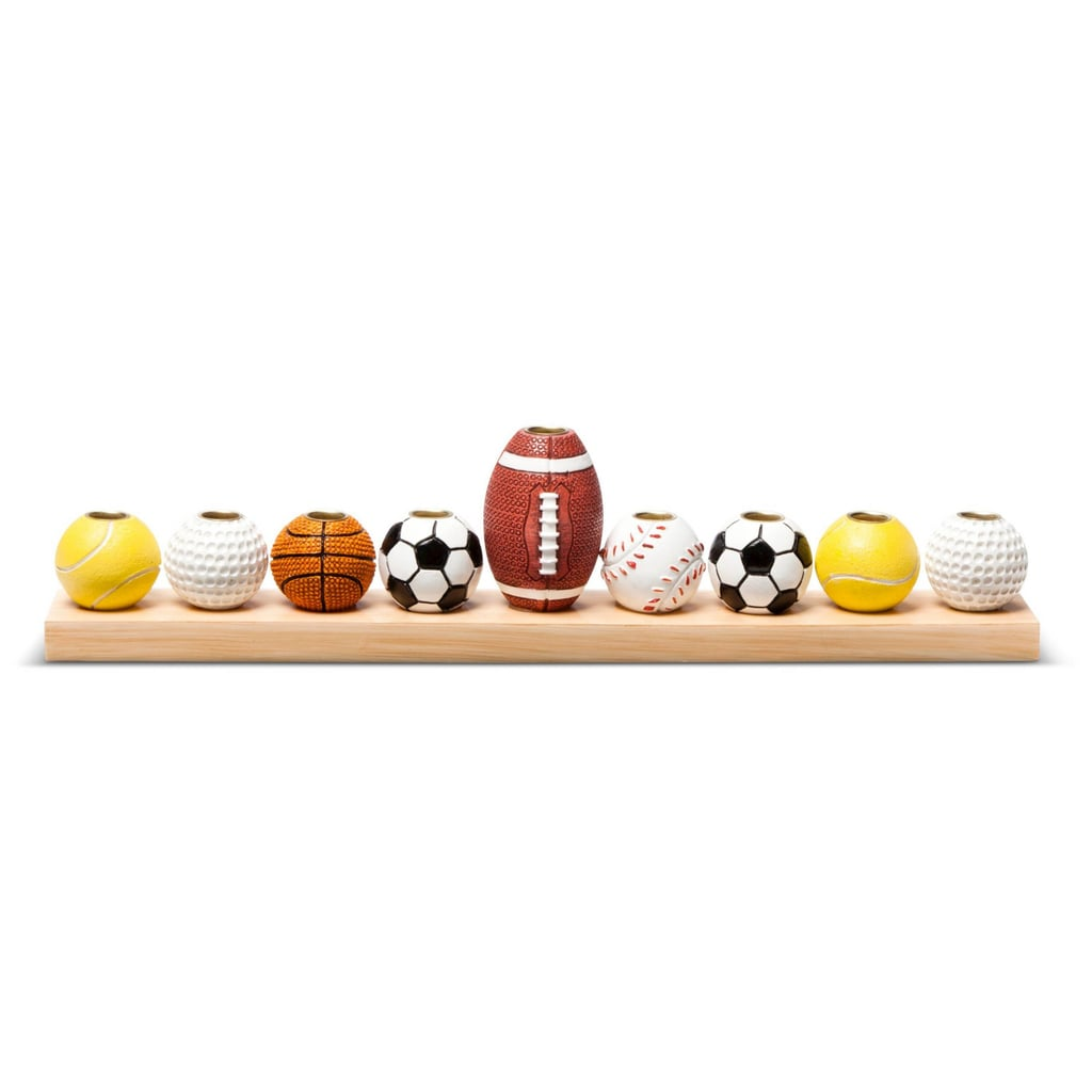 Sports Menorah