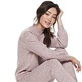 POPSUGAR Lounge Sweatshirt