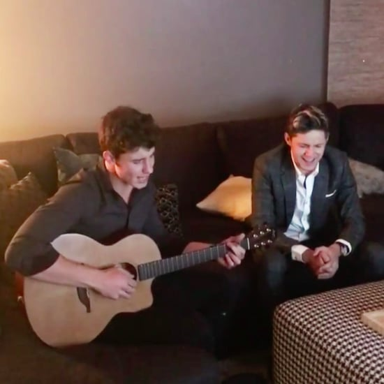 "Shawn Mendes and Niall Horan Sing ""Mercy"""