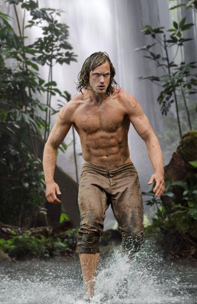 Tarzan sexy move