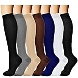 Laite Hebe 7 Pairs Compression Socks