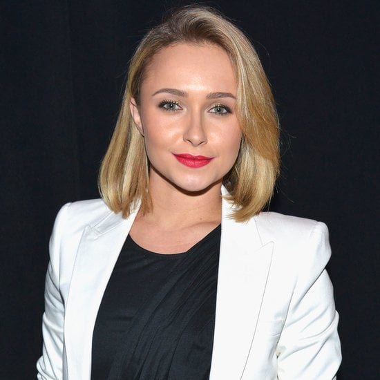 Hayden Panettiere Gives Birth 2014